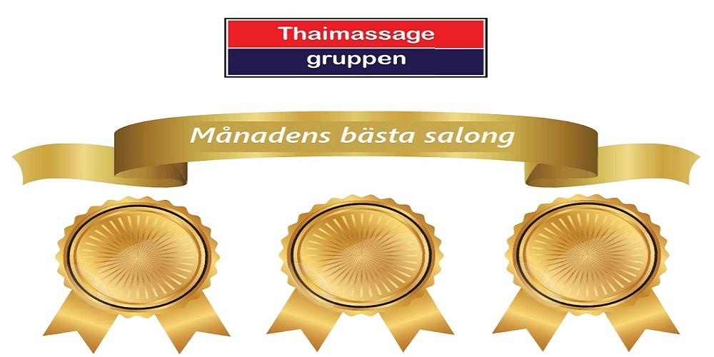 Månadens bästa thaimassage salonger i Sverige – Augusti 2019