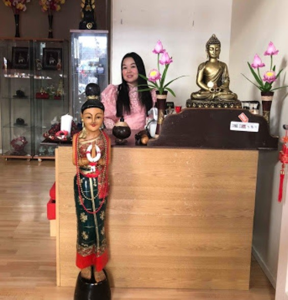 AUDY´s Shop & Massage Thaimassage Gruppen