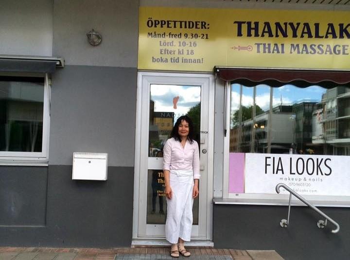 thai massage sundbyberg vaxjo spa