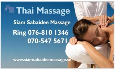 Siam Sabaidee Massage