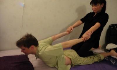 Sujinda Hälso & Thaimassage