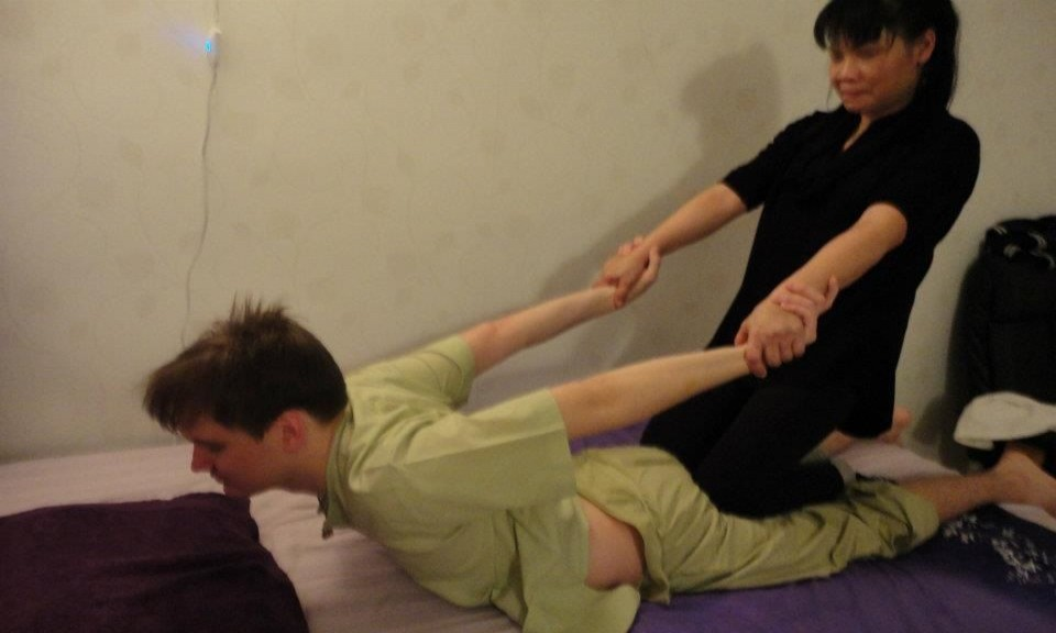 Sujinda Hälso & Thaimassage 1