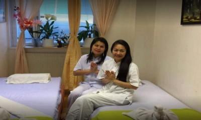 thai massage guide salonger