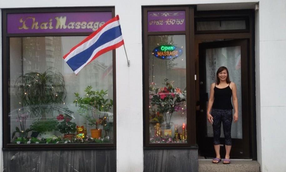 Köpenhamnsvägens Thaimassage 1