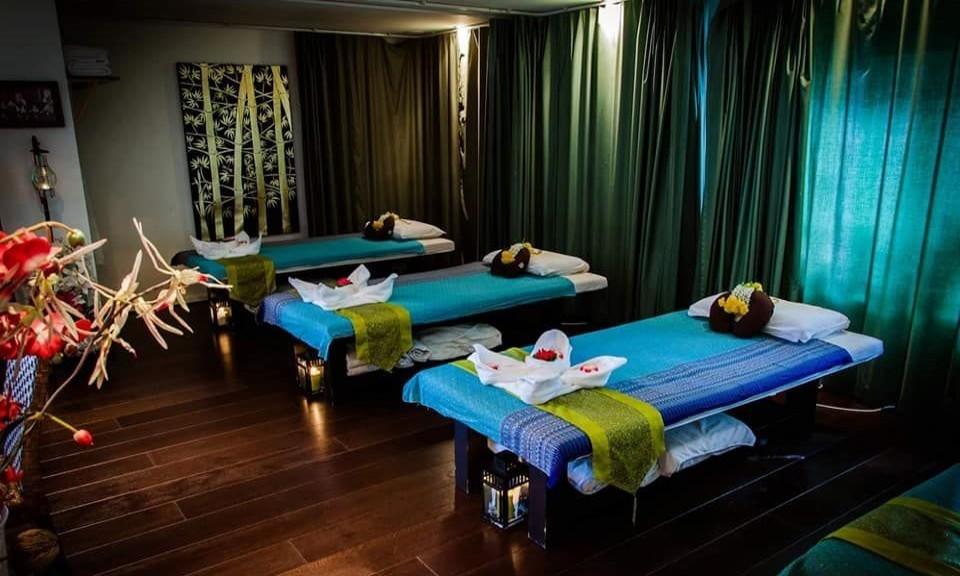 Orchidé Massage & Spa Södra Station 1