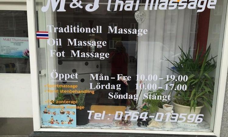 M & J Thaimassage 2