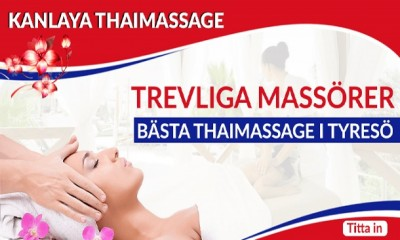 massage tyresö centrum