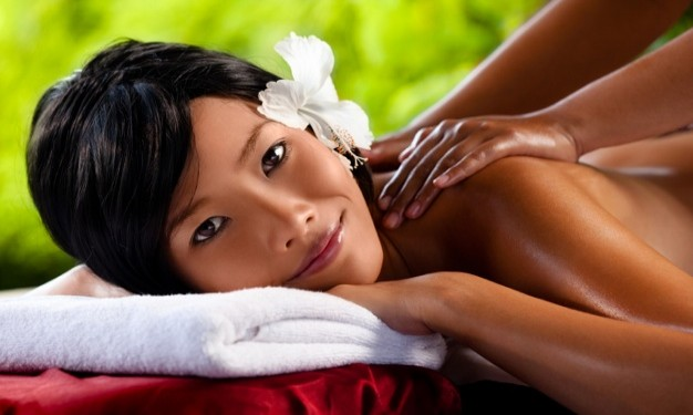Relaxation Thaimassage 1