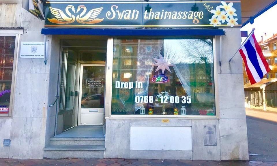 Swan Massage 3