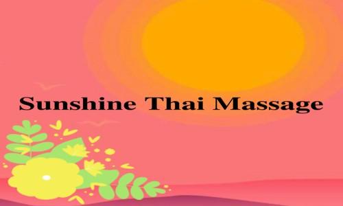 Sunshine Thai Massage 3
