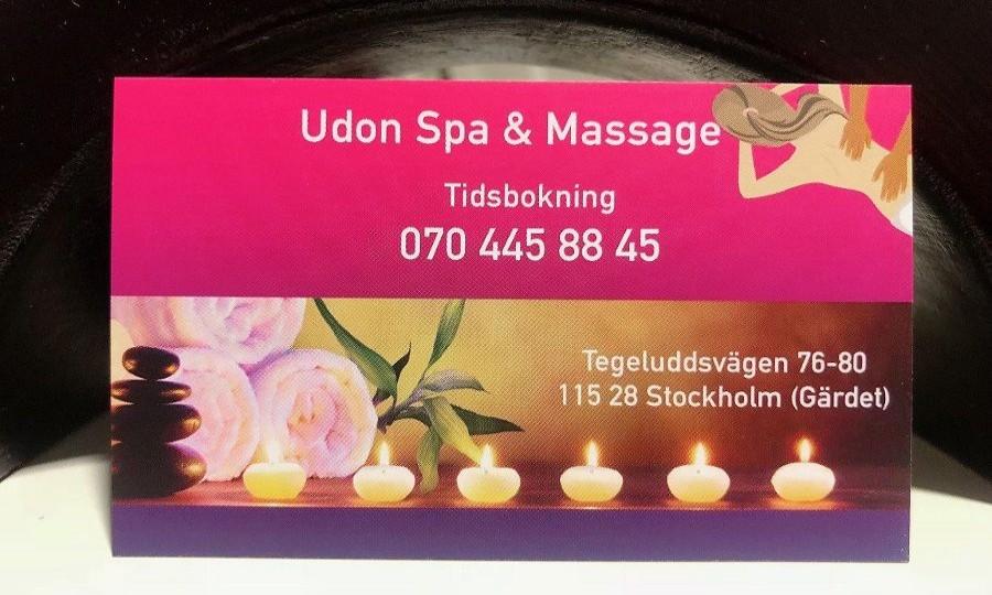 Udon Spa & Massage 2